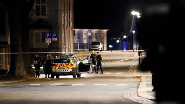Ataque en Noruega