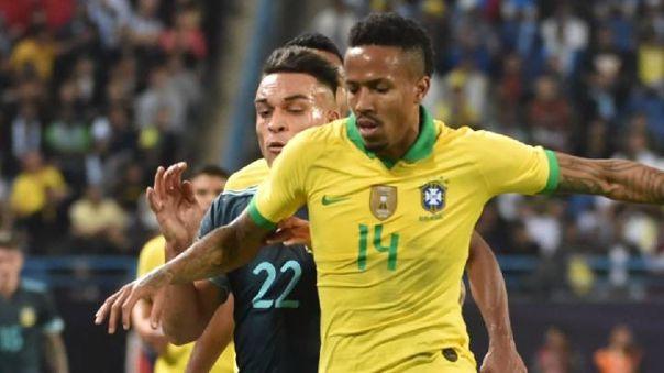 Éder Militao no formará parte de la fecha 12 de Eliminatorias con Brasil.