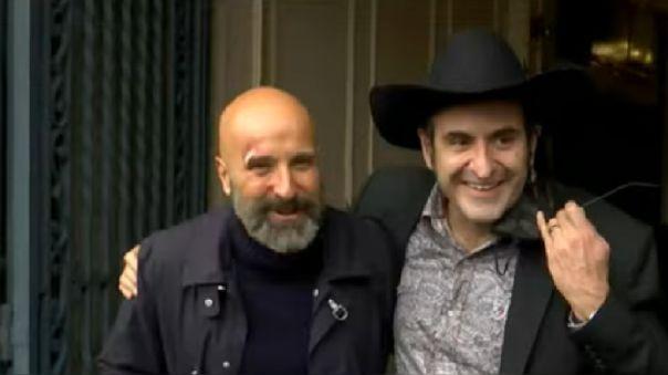 Antonio Gil (Oleg Yasikov) y Alejandro Calva (César Güemes 'Batman') revelaron su amor por el Perú tras las grabaciones de