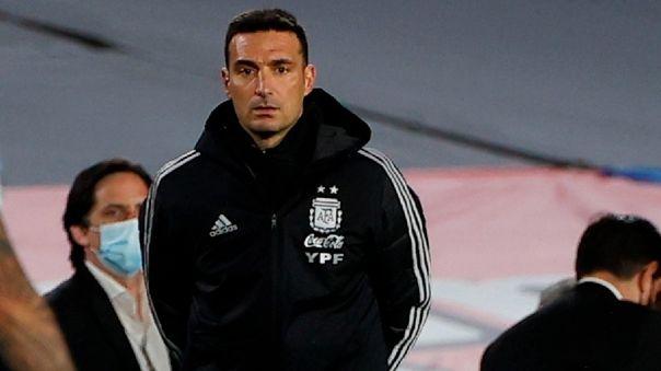 Lionel Scaloni dirige a Argentina tras la salida de Jorge Sampaoli