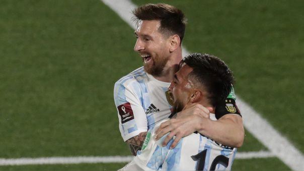 Lionel Messi será titular en el Perú ante Argentina en Buenos Aires.