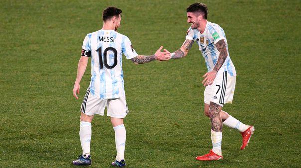 Argentina recibirá a Perú en Buenos Aires por la fecha 12 de las Eliminatorias