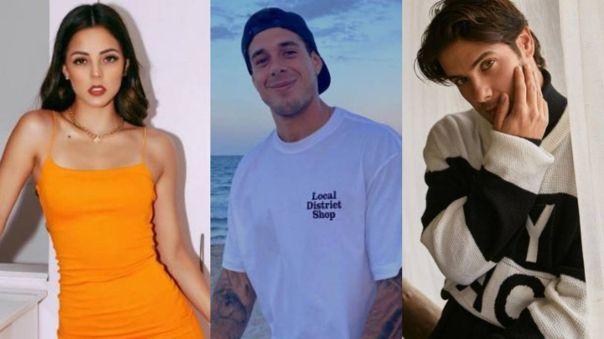 Luciana Fuster, Hugo García y Andrés Wiese han sido nominados a este reñido concurso de belleza.