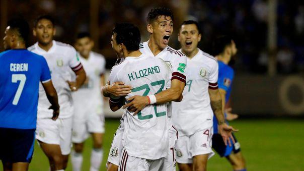 México sigue en la cima de las Eliminatorias Concacaf.