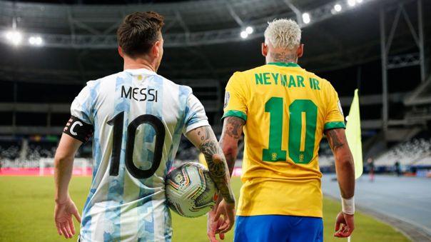 Argentina recibirá  Brasil por la fecha 14 de las Eliminatorias Qatar 2022