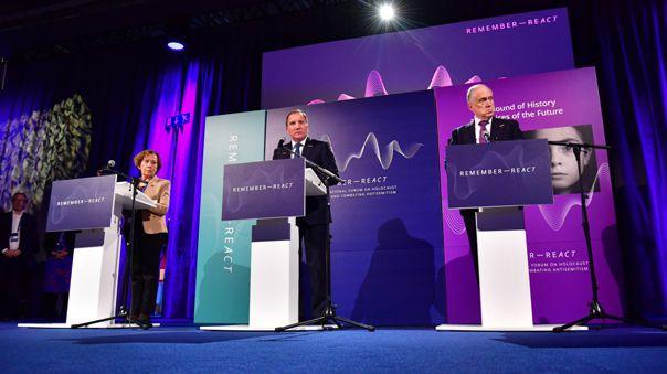 SWEDEN-POLITICS-RELIGION-HISTORY-JUDAISM-RACISM