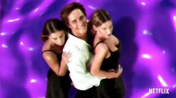 Diego Boneta recreó el video