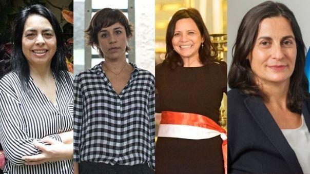 Durante el programa, nos acompañarán la ministra de la Mujer, Anahí Durand, así como las especialistas Ana de Mendoza, Denise Ledgard y Pilar Tello.
