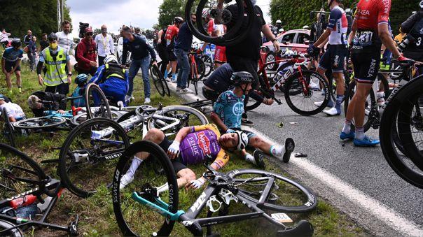 Motociclismo Tour de Francia
