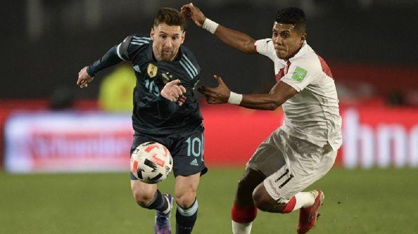 Perú vs. Argentina EN VIVO: por fecha 12 de las Eliminatorias Qatar 2022