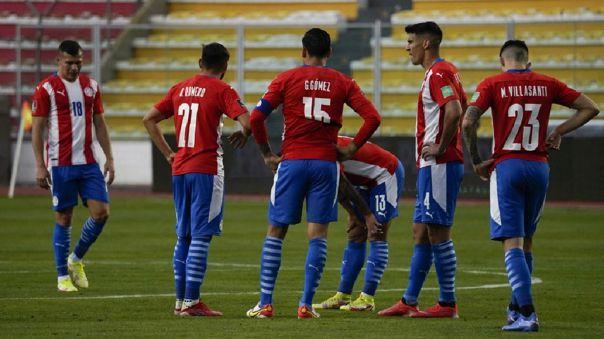 Paraguay perdió 4-0 con Bolivia por la fecha 12 de las Eliminatorias