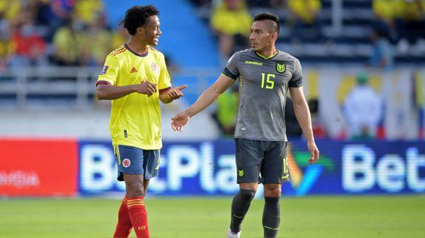 Colombia vs. Ecuador EN VIVO: por fecha 12 de Eliminatorias Qatar 2022