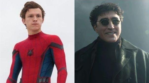 """Tom Holland sobre trabajar con Alfred Molina para \""""Spider-Man 3\"""": \""""Es una de mis personas favoritas\"""""""
