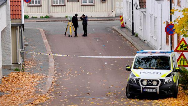 Ataque con arco en Noruega es calificado como un