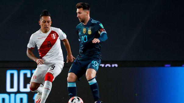 Argentina vs. Perú EN VIVO: por fecha 12 de las Eliminatorias Sudamericanas