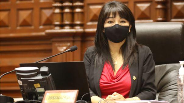 Mirtha Vásquez, ex titular de la Mesa Directiva del Congreso en el anterior Gobierno,  asumió la presidencia del Consejo de Ministros.