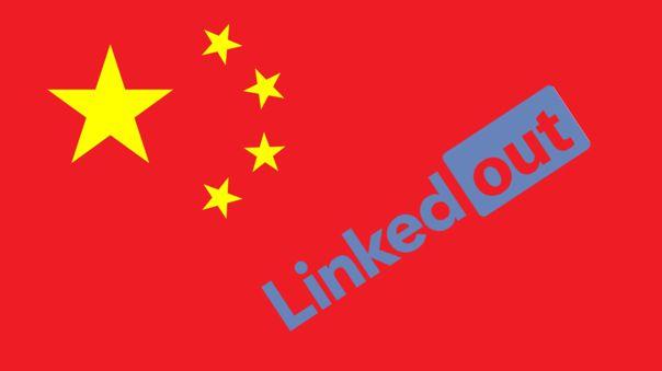 LinkedIn cierra operaciones en China