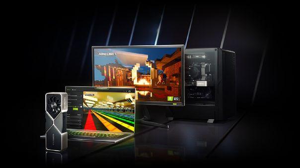 RTX y DLSS son las principales características en las últimas dos generaciones de NVIDIA.