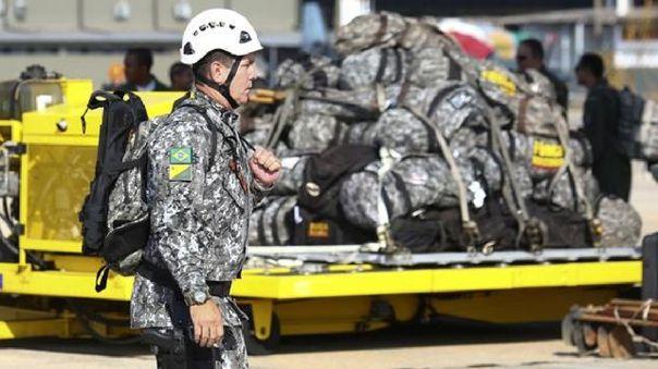 Ejército Brasil