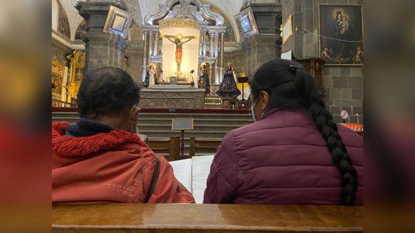 Conoce la historia y devoción al Señor Temblores en Cusco