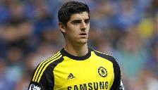 Youtube: Thibaut Courtois y un blooper para no creer en la Premier League