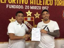 Leandro Fleitas, exjugador de Alianza Lima, llega al Torino de Talara