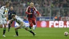 Bayern Munich quiere un jugador de Wolfburgo para reemplazar a Robben