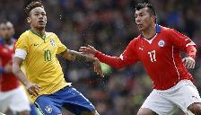 Neymar declara con dureza ante infracción de Gary Medel