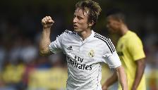 Real Madrid: Luka Modric hizo trizas a rival en duelo ante Granada