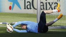 Atlético de Madrid: Jan Oblak y una tapada genial en la Liga española