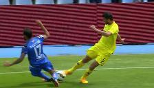 Villarreal: Mateo Musacchio sufre impactante lesión en el tobillo