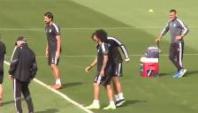 Cristiano Ronaldo se burla de Marcelo tras humillación de Luka Modric