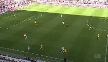 Bundesliga: Jugador del Colonia marca una