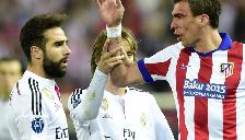 Champions League: Mario Mandzukic habla sobre la 'mordida' de Carvajal