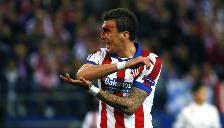 Mario Mandzukic fue víctima de faltas excesivas ante el Real Madrid