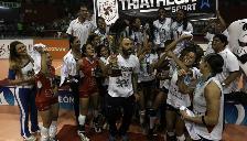 San Martín se proclamó campeón de la Liga Nacional de Voleibol