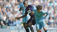 Manchester City: La brutal infracción que sacó del campo a David Silva