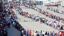 Alianza Lima: hinchas hacen interminables colas por entradas para la final