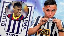 Alianza Lima: Jean Deza jura que Neymar le pedirá su camiseta