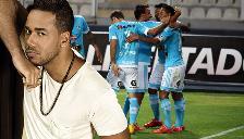 Romeo Santos puso a bailar a las figuras de Sporting Cristal