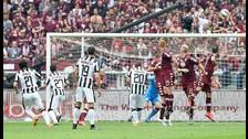 Juventus: Andrea Pirlo se lució con un golazo de tiro libre ante Torino