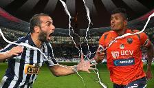 Alianza Lima vs. César Vallejo: El duelo Mauro Guevgeozián y Luis Cardoza