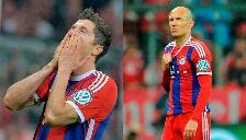 Barcelona vs. Bayern Munich: Robben descartado y Lewandowski en duda