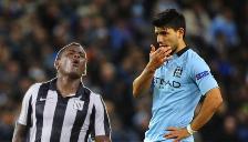 Premier League: Sergio Agüero falló increíble gol con el arco vacío