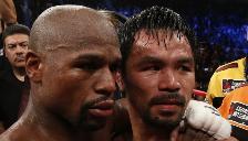 Floyd Mayweather vs. Manny Pacquiao: ¿Cuánto ganó cada luchador por round?