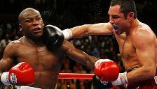 Floyd Mayweather vs. Manny Pacquiao: El día en que De la Hoya casi vence a 'Money'