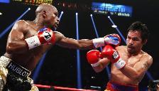 Floyd Mayweather vs. Manny Pacquiao: 'Money' diseña polos que celebran su victoria
