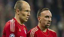 Bayern Munich vs. Barcelona: Robben y Ribéry dos bajas cruciales a Guardiola