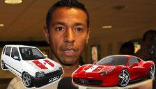 Nolberto Solano considera a Perú un Tico que piensa como Ferrari