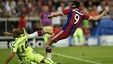 Barcelona vs. Bayern Munich: el enojo de Mascherano tras ser humillado por Lewandowski